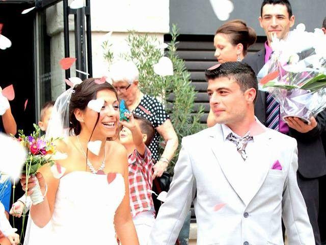 Le mariage de Anthony et Mélissa à Lespignan, Hérault 1
