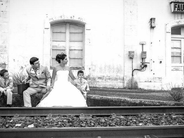 Le mariage de Anthony et Mélissa à Lespignan, Hérault 2