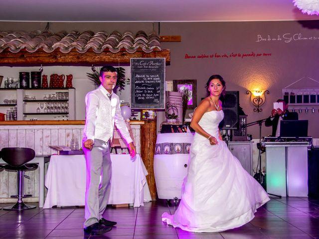 Le mariage de Anthony et Mélissa à Lespignan, Hérault 7