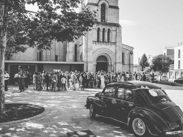 Le mariage de Vincent et Marie-Anne à Mérignac, Gironde 26