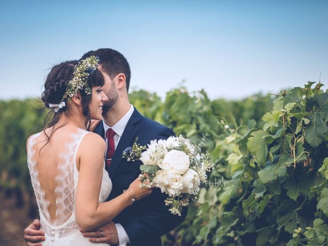 Le mariage de Marie-Anne et Vincent
