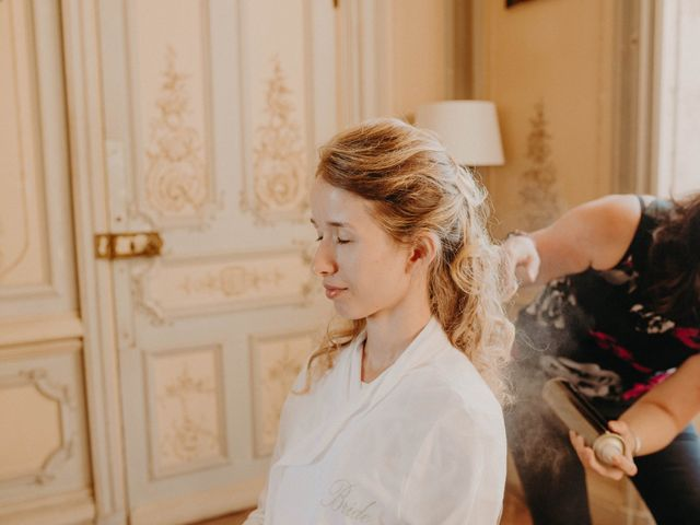 Le mariage de Anthony et Daria à Ingrandes, Vienne 5
