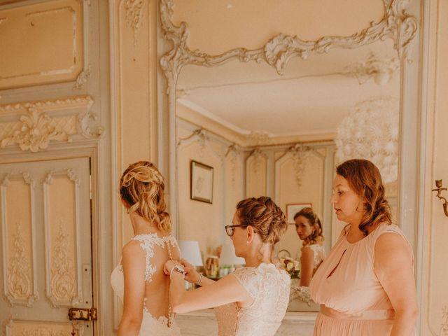 Le mariage de Anthony et Daria à Ingrandes, Vienne 22