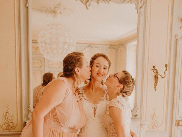 Le mariage de Anthony et Daria à Ingrandes, Vienne 23
