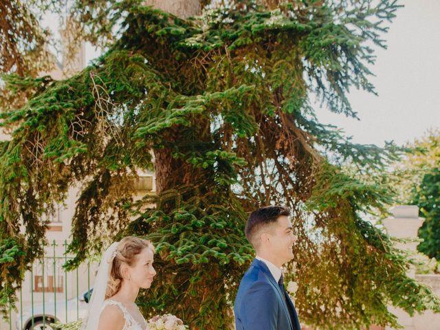 Le mariage de Anthony et Daria à Ingrandes, Vienne 30