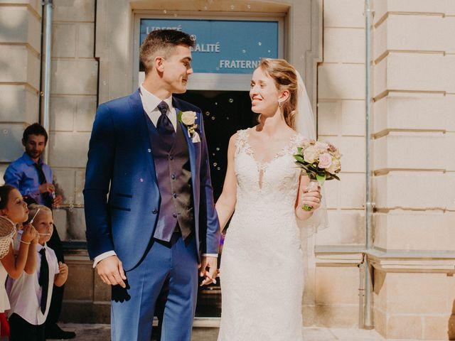 Le mariage de Anthony et Daria à Ingrandes, Vienne 33