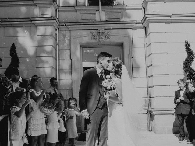 Le mariage de Anthony et Daria à Ingrandes, Vienne 34
