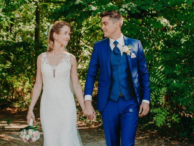 Le mariage de Anthony et Daria à Ingrandes, Vienne 35