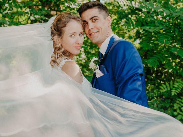 Le mariage de Anthony et Daria à Ingrandes, Vienne 36