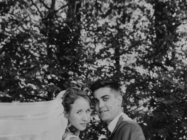 Le mariage de Anthony et Daria à Ingrandes, Vienne 37