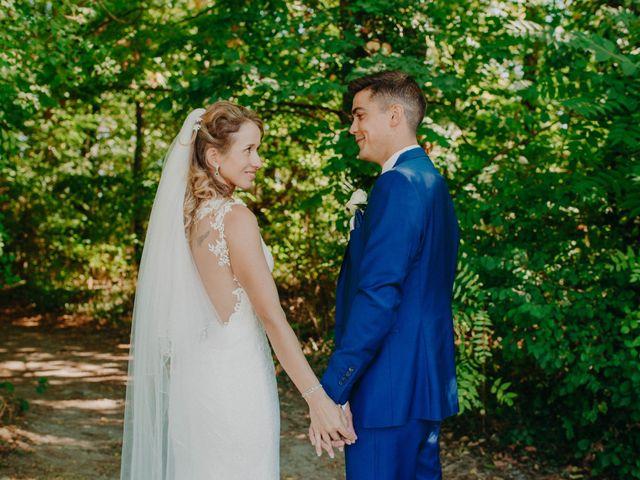 Le mariage de Anthony et Daria à Ingrandes, Vienne 38