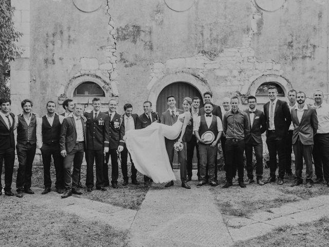 Le mariage de Anthony et Daria à Ingrandes, Vienne 45