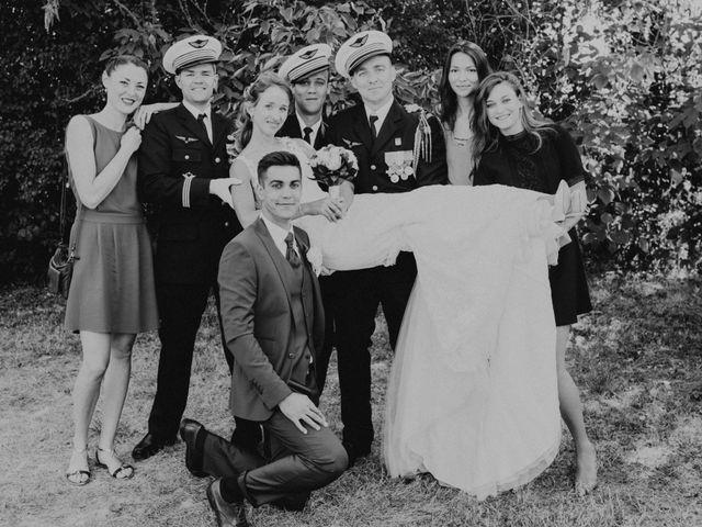 Le mariage de Anthony et Daria à Ingrandes, Vienne 51