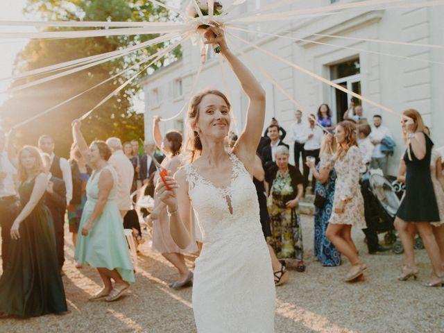 Le mariage de Anthony et Daria à Ingrandes, Vienne 58