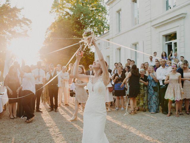 Le mariage de Anthony et Daria à Ingrandes, Vienne 60