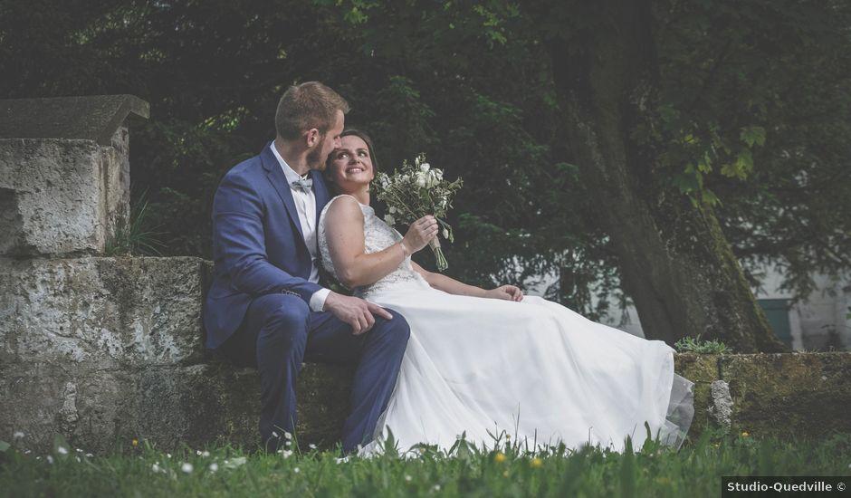 Le mariage de Pierre-Antoine et Anne-Lucie à Estrées-Saint-Denis, Oise