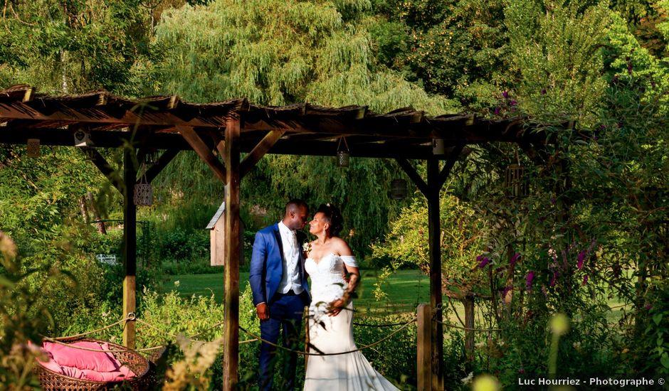 Le mariage de Jean et Aminata à Mauperthuis, Seine-et-Marne