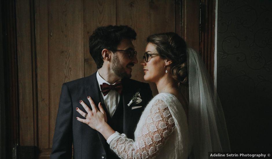 Le mariage de Alexandre et Edwige à Nantes, Loire Atlantique