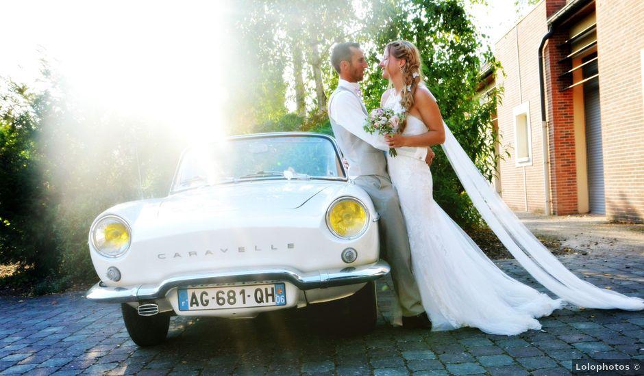 Le mariage de Nicolas et Aurore à Marigny-le-Châtel, Aube