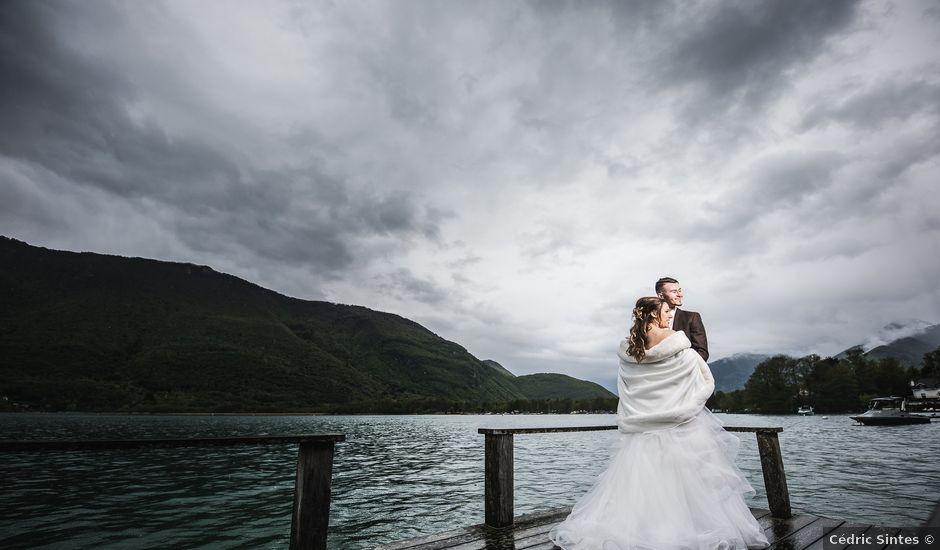 Le mariage de Alan et Laure à Faverges, Haute-Savoie