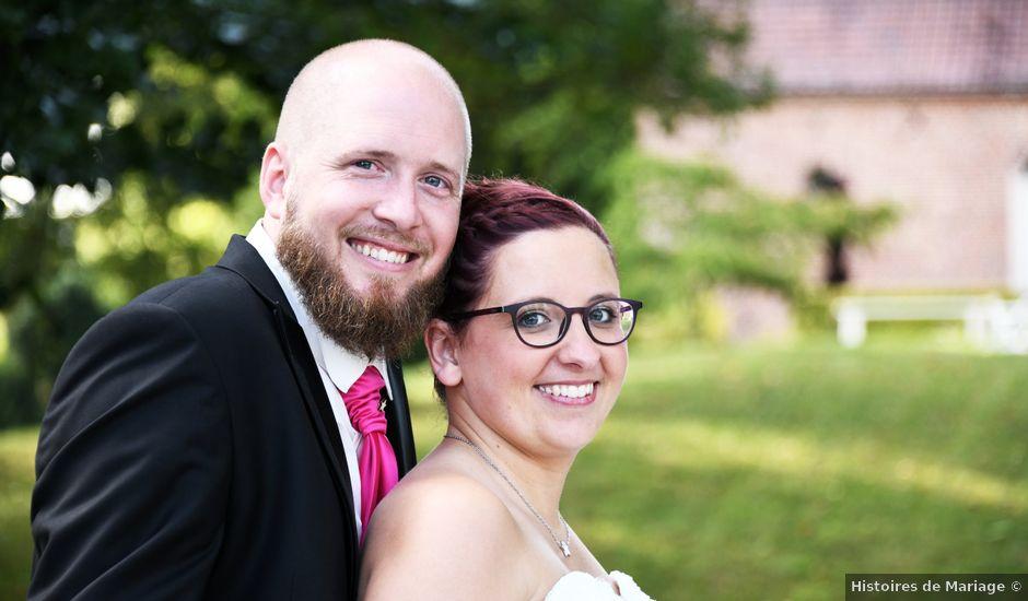 Le mariage de Arnaud et Noémie à Noordpeene, Nord