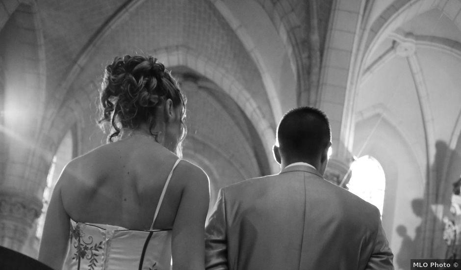 Le mariage de Ludovic et Laëtitia à La Chapelle-des-Marais, Loire Atlantique