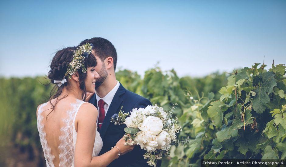 Le mariage de Vincent et Marie-Anne à Mérignac, Gironde