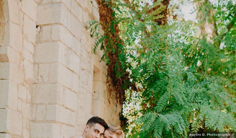 Le mariage de Anthony et Daria à Ingrandes, Vienne