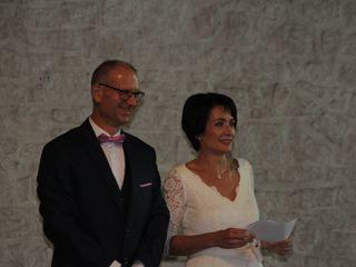 Le mariage de Christelle et Eric  1