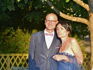 Le mariage de Christelle et Eric
