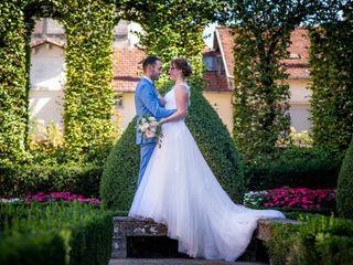 Le mariage de Elodie et Fabien