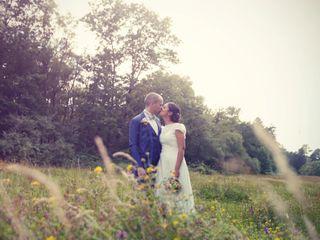 Le mariage de Mathilde et Virgile