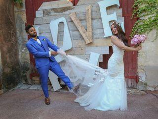 Le mariage de Laura et Francis