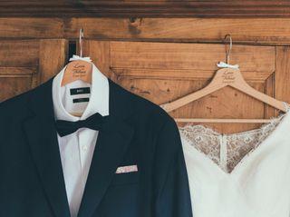 Le mariage de Lucie et Thibault 1