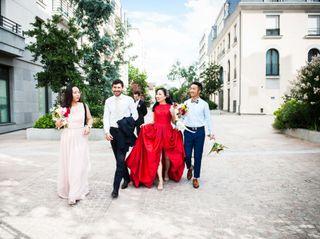 Le mariage de Doris et Junyi 1