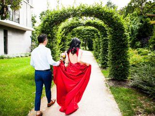 Le mariage de Doris et Junyi 2