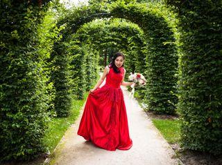 Le mariage de Doris et Junyi 3