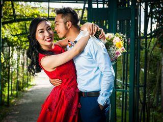 Le mariage de Doris et Junyi