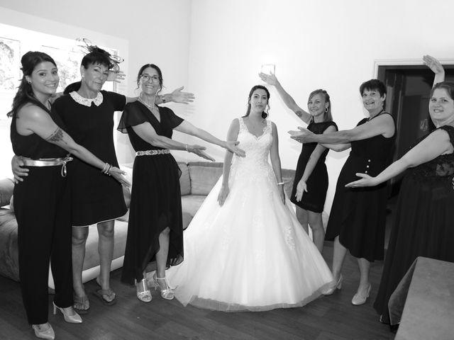 Le mariage de Alexandre et Audrey à Montfaucon, Gard 3