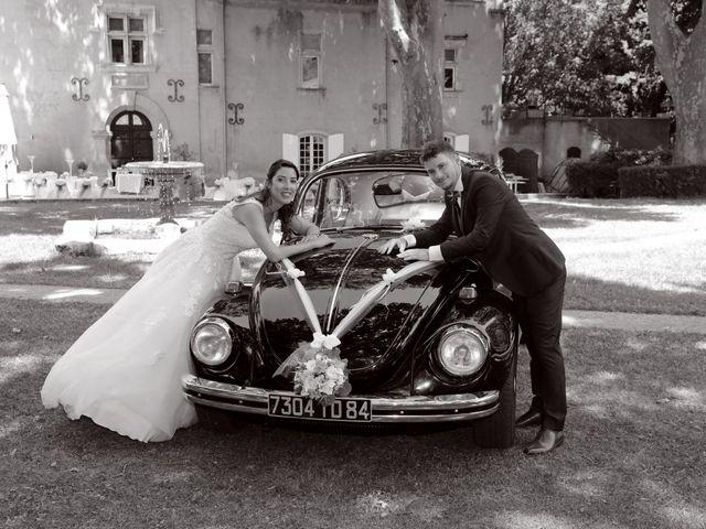 Le mariage de Alexandre et Audrey à Montfaucon, Gard 5