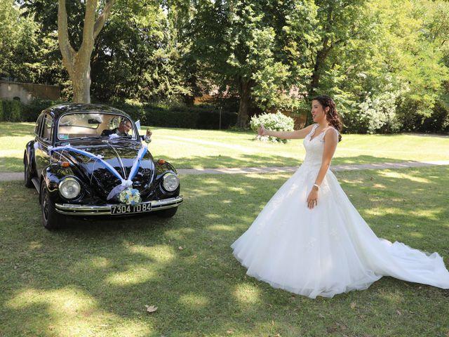 Le mariage de Alexandre et Audrey à Montfaucon, Gard 6