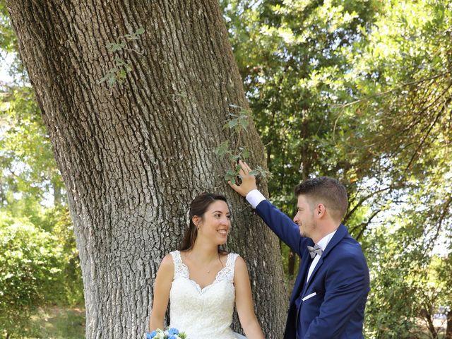 Le mariage de Alexandre et Audrey à Montfaucon, Gard 8