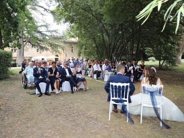 Le mariage de Alexandre et Audrey à Montfaucon, Gard 9