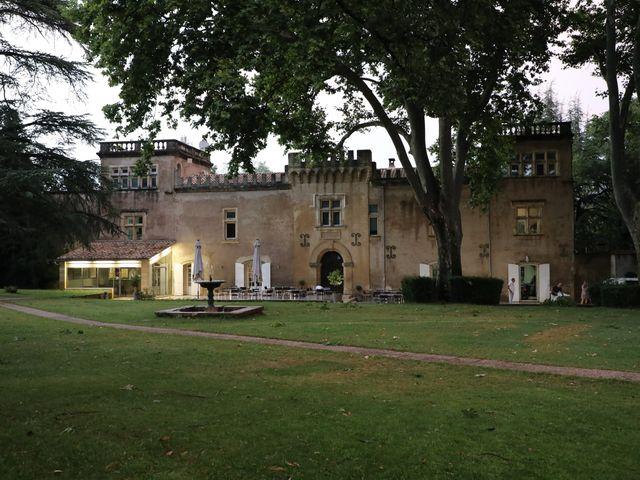 Le mariage de Alexandre et Audrey à Montfaucon, Gard 18