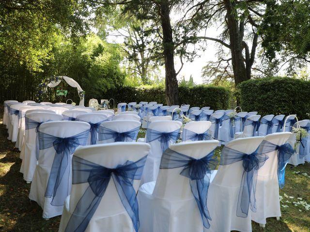 Le mariage de Alexandre et Audrey à Montfaucon, Gard 19