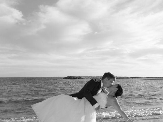Le mariage de Alexandre et Audrey à Montfaucon, Gard 27
