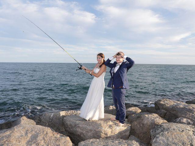 Le mariage de Alexandre et Audrey à Montfaucon, Gard 28