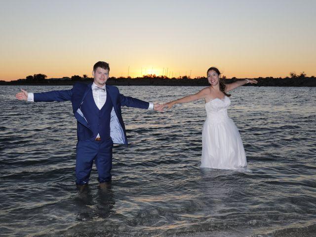 Le mariage de Alexandre et Audrey à Montfaucon, Gard 33