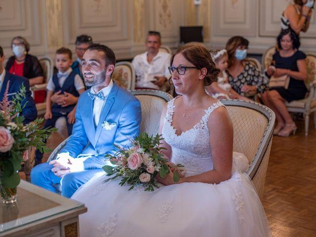 Le mariage de Fabien et Elodie à Marmande, Lot-et-Garonne 31