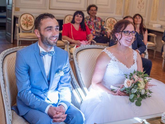 Le mariage de Fabien et Elodie à Marmande, Lot-et-Garonne 33